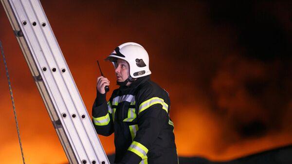 При пожаре в жилом доме на Камчатке погибли два человека