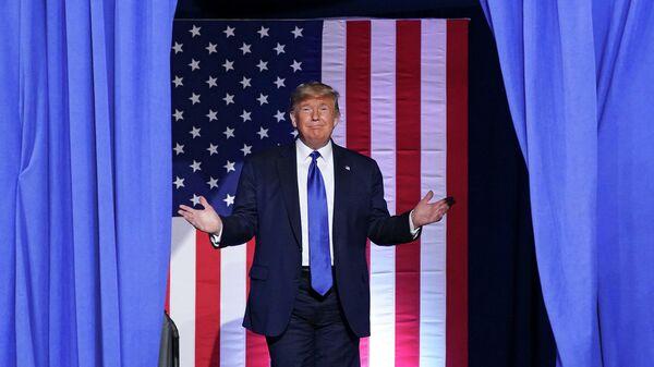 Шах и Митт. Сенат США сделал Трампа третьим, а его срок - вторым