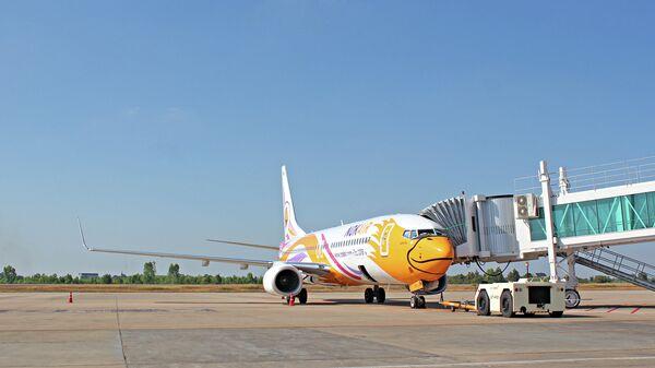 Самолет авиакомпании Nok Air