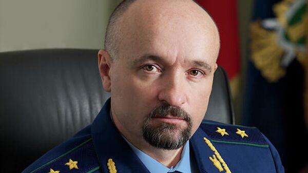 Прокурор Красноярского края Михаил Савчин