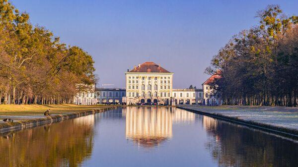 Дворец Нимфенбург на западе Мюнхена