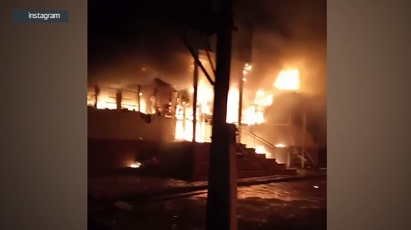Опубликовано видео массовой драки на юге Казахстана