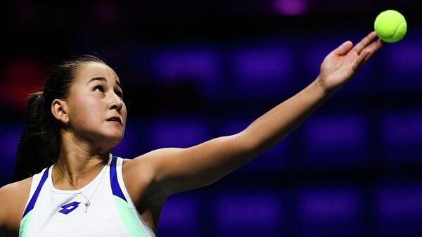 Теннис. St. Petersburg Ladies Trophy 2020