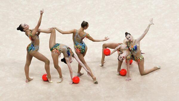 II Европейские игры. Художественная гимнастика. Отдельные виды