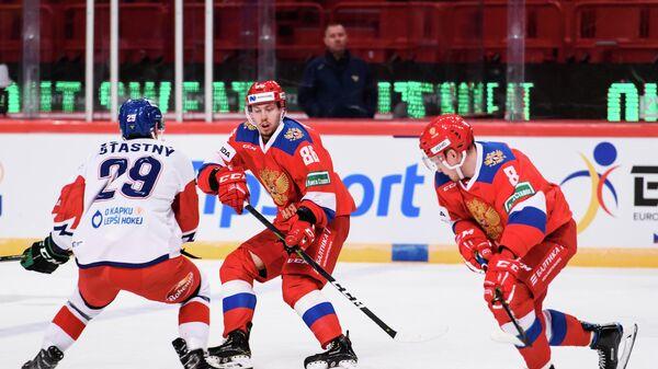 И грянет суд народный: российские хоккеисты проиграли чехам в Евротуре