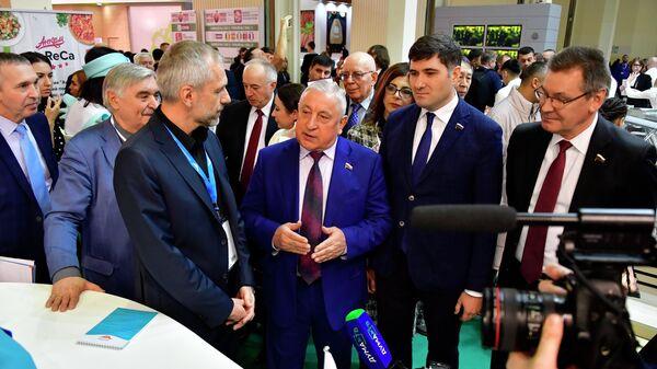 Крупнейшая продовольственная выставка Продэкспо-2020 стартовала в Москве