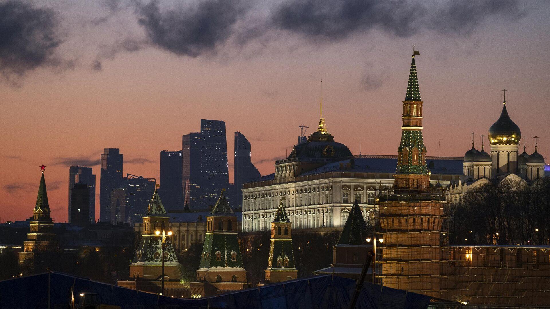 Московский Кремль - РИА Новости, 1920, 14.04.2021