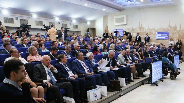 Заседание Общественной палаты РФ