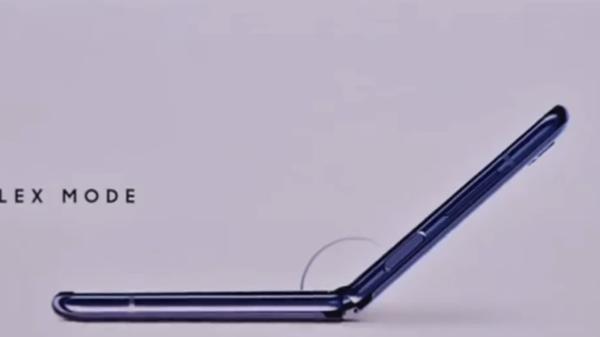 Новый Samsung Galaxy Z Flip