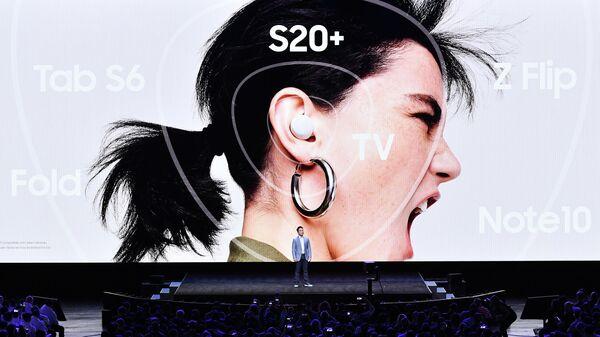Презентация Samsung в Сан-Франциско
