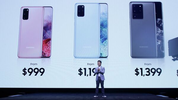 Цена на Samsung S10 достигла минимума накануне презентации новинок