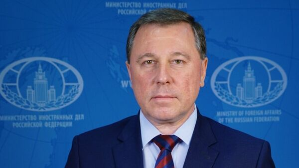 Чрезвычайный и Полномочный Посол РФ в Республике Куба Андрей Гуськов