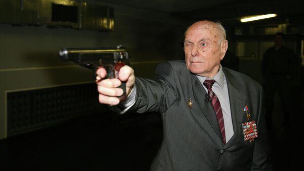 Герой России, разведчик Алексей Ботян