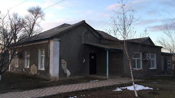 Амбулатория станицы Жуковской