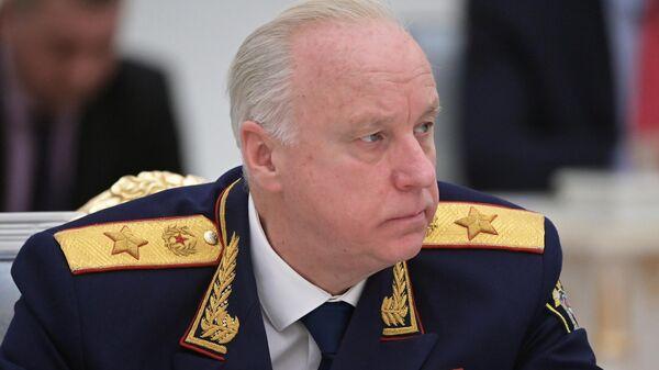 Бастрыкин поручил доложить о ходе проверки обрушения кровли дома в Москве
