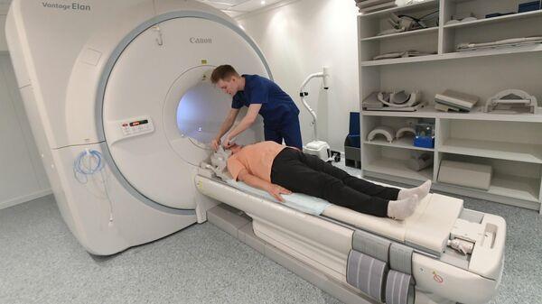 В Зарайской больнице открыто отделение МРТ
