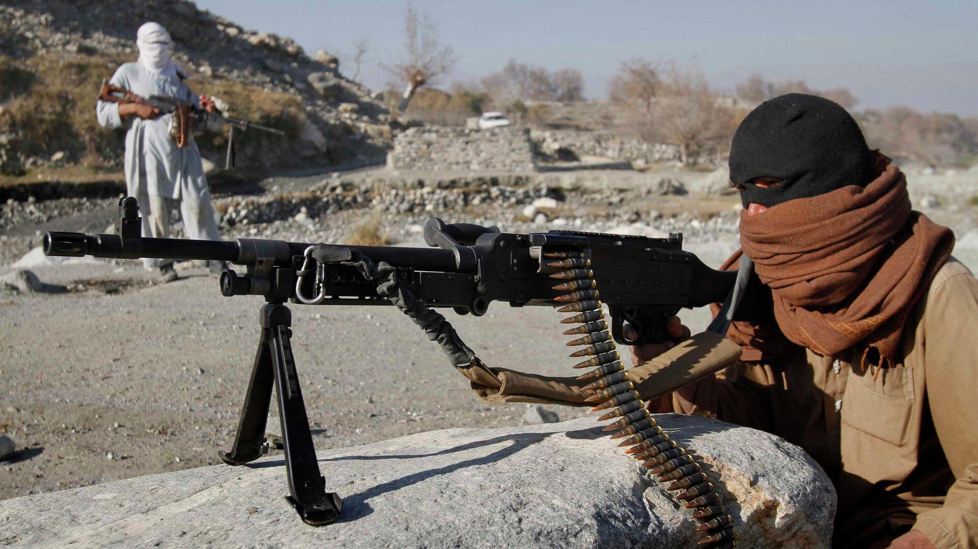 Боевики радикального движения Талибан в Афганистане - РИА Новости, 1920, 18.07.2020