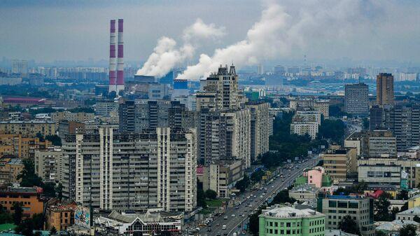 Таганский район в Москве