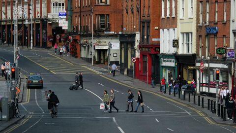 Ну, блин, Дублин. Ирландия испугалась русских и все выдала сама