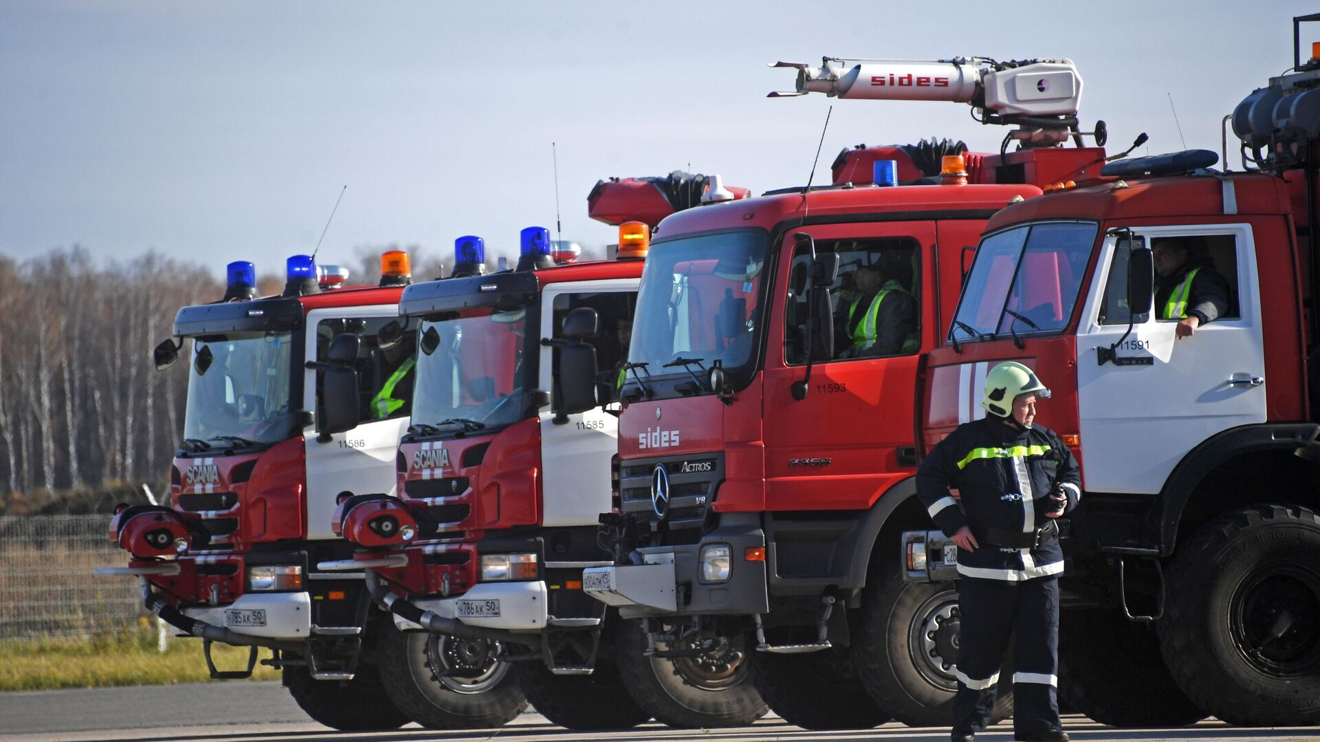 """На Ямале пятеро рабочих пострадали при взрыве на месторождении """"Новатэка"""""""