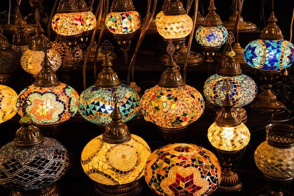 Турецкие фонарики