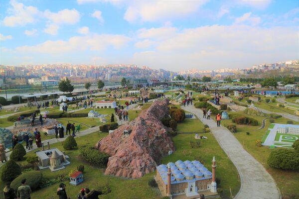 Парк Миниатюрк в Стамбуле