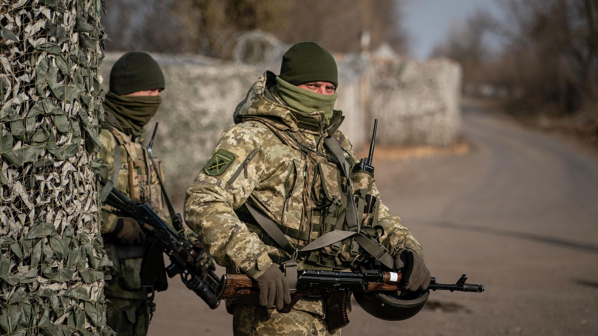 В центре Киева задержали двух мужчин с боевыми гранатами