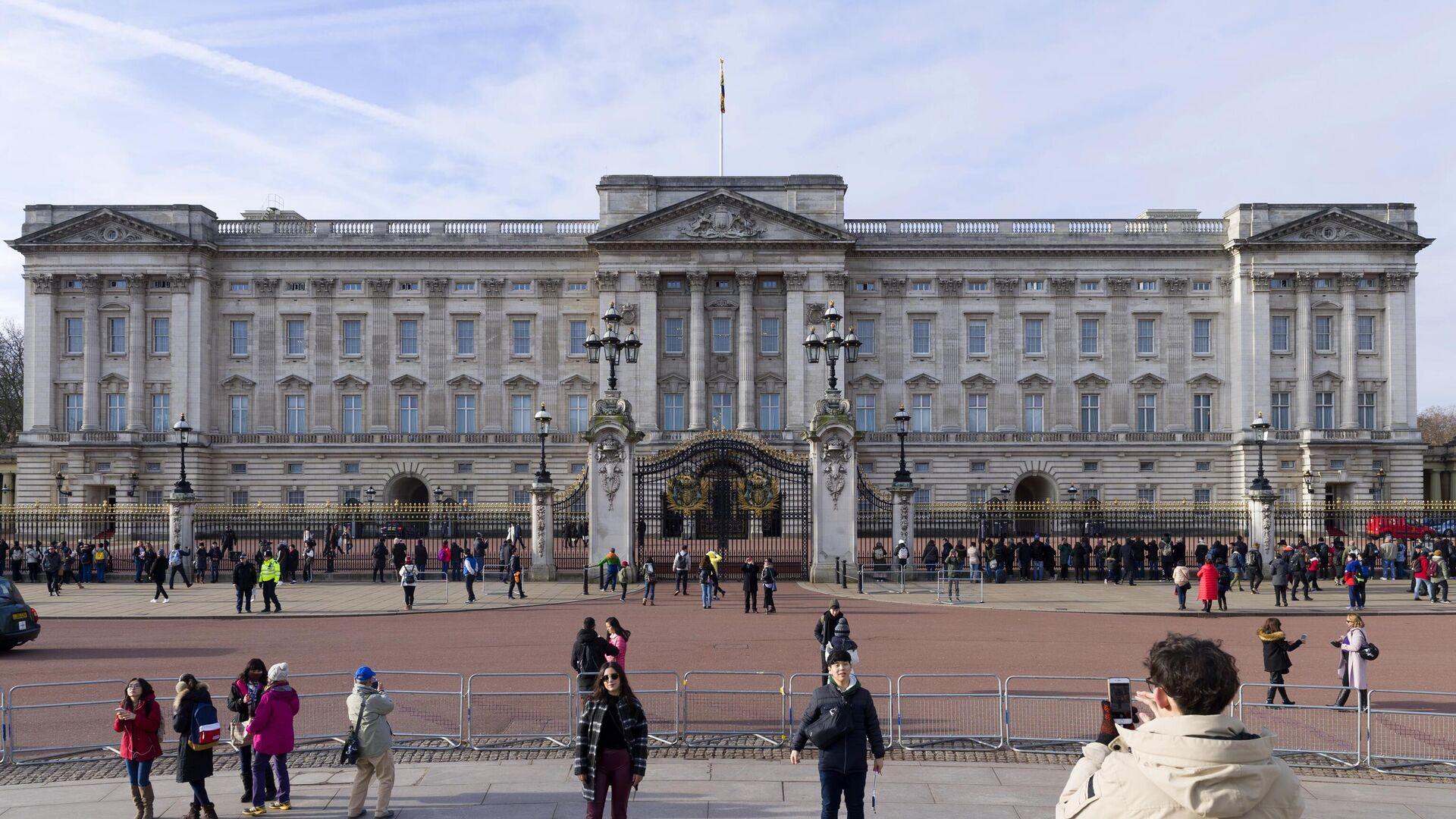 Букингемский дворец в Лондоне - РИА Новости, 1920, 21.03.2021