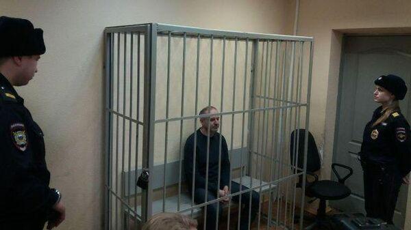 Кадры из зала суда в Екатеринбурге по делу о взятке