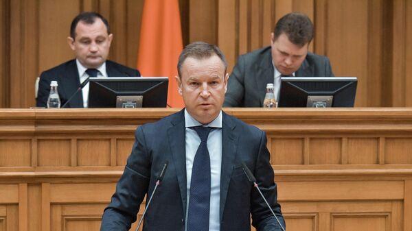 Заместитель руководителя Федеральной службы по надзору в сфере транспорта Валерий Куликов