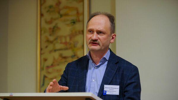 Депутат Европарламента Мирослав Митрофанов
