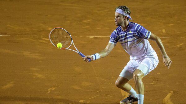 Теннисист Доминик Тим (Австрия)