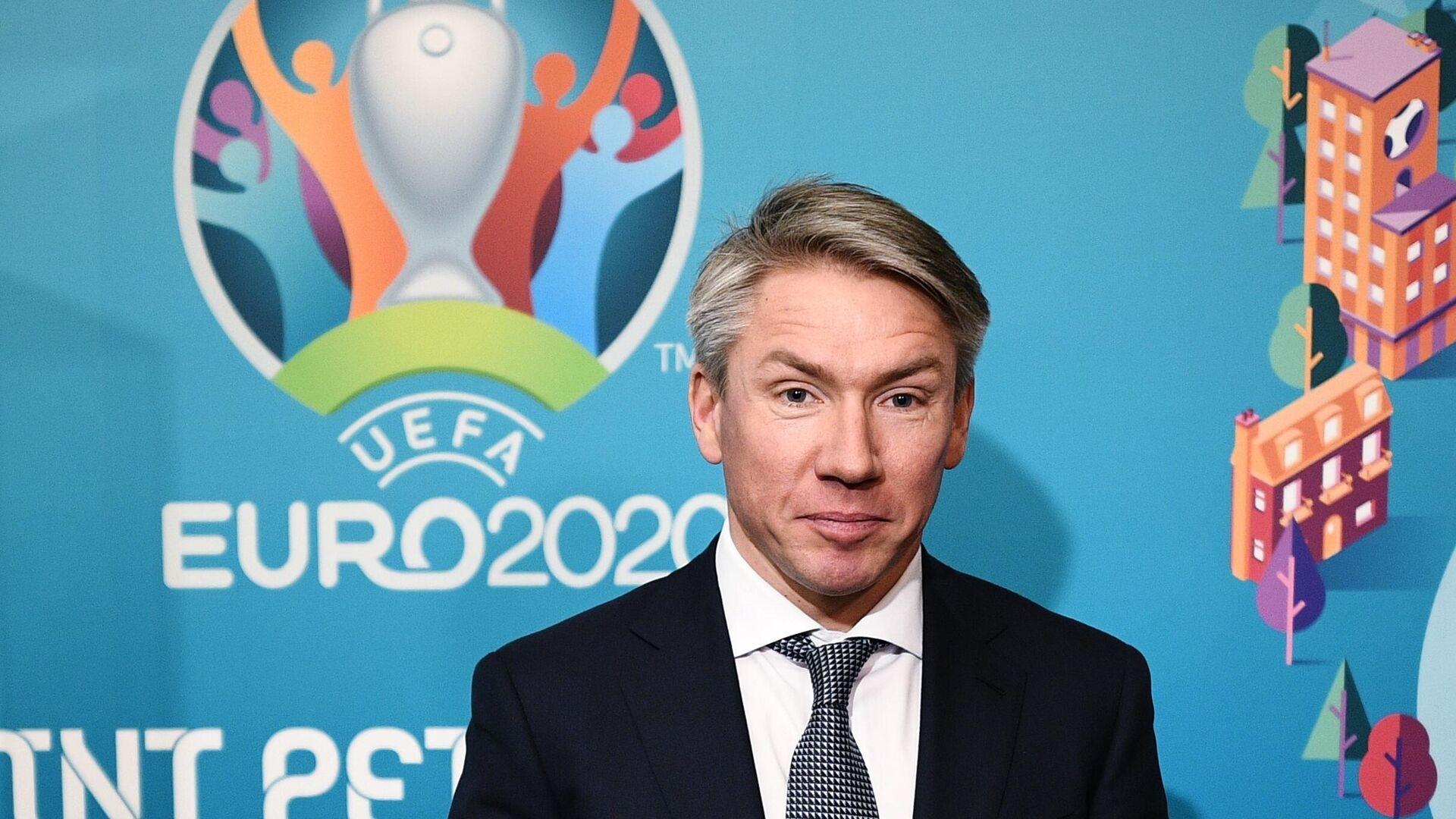 Сорокин: подготовка к Евро-2020 в Петербурге идет в плановом режиме - РИА  Новости, 11.03.2020