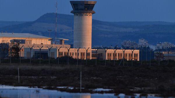Аэропорт Ларнаки на Кипре