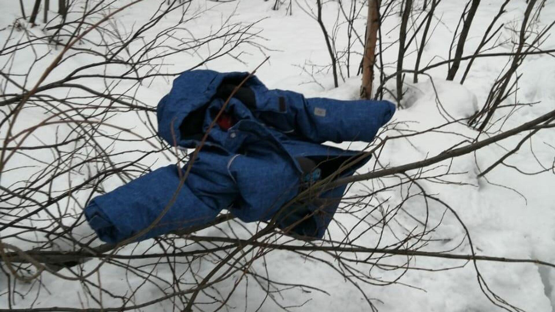 В Кандалакше мурманской области подросток,  подозревается в том, что пытался задушить и закопать в снег 11-летнего мальчика - РИА Новости, 1920, 23.02.2020