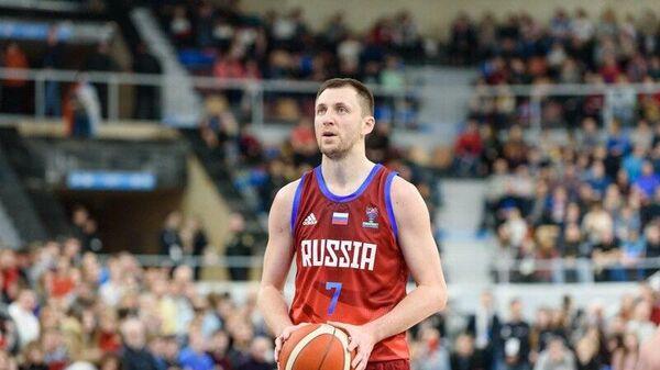 Капитан сборной России Виталий Фридзон
