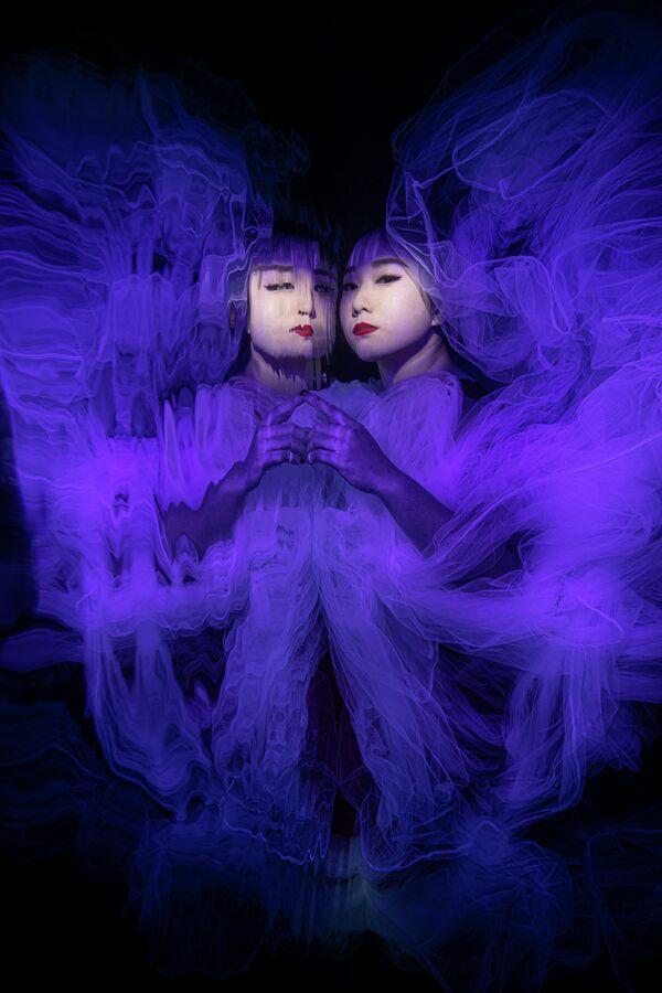 Lilian Koh. Работа победителя конкурса The Underwater Photographer of the Year 2020