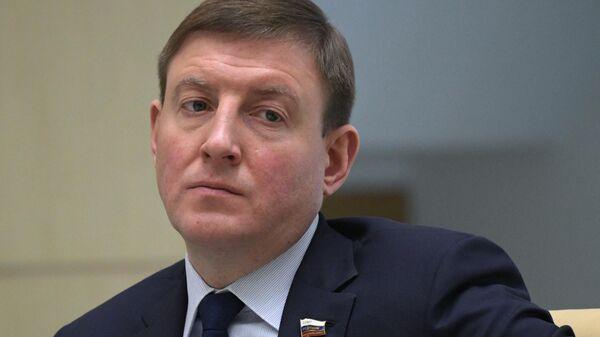 Заместитель председателя Совета Федерации Андрей Турчак