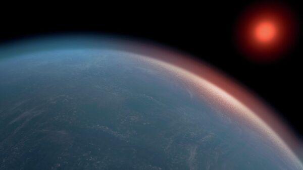 Астрономы нашли первую пригодную для жизни экзопланету