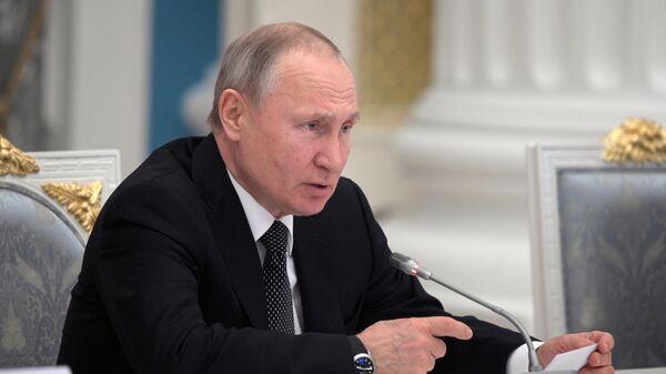 Встреча Путина с фракциями Госдумы состоится 5 марта