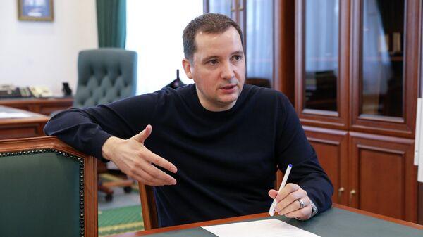 Глава Ненецкого автономного округа Александр Цыбульский