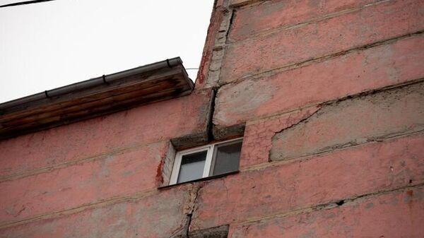 Зона вероятной ЧС установлена в границах многоквартирного дома № 16Б по улице Бабарынка в Тюмени