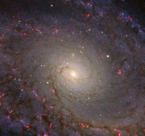 Спиральная галактика NGC 5364