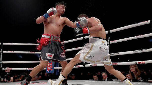 Майки Гарсия победил Варгаса в бою за вакантный титул WBC Diamond