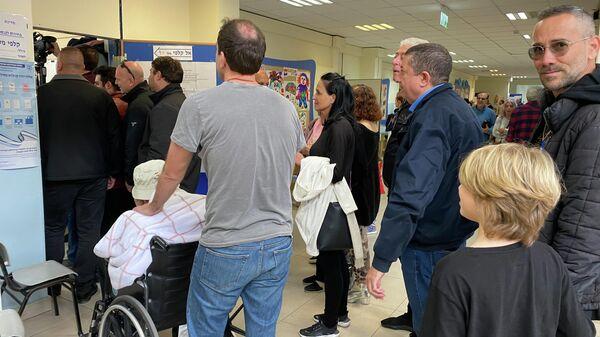 Досрочные выборы в парламент Израиля