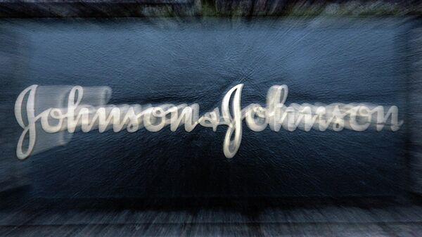 Логотип компании Johnson & Johnson
