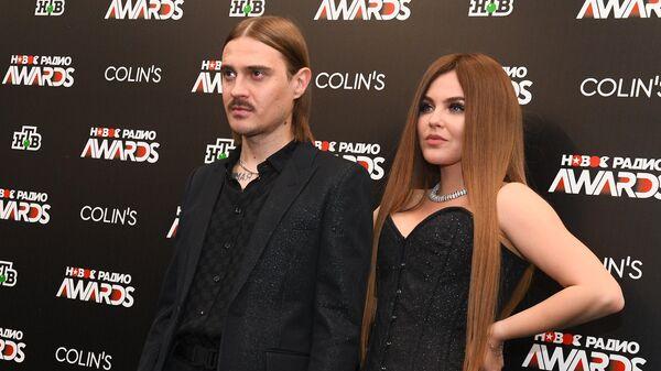 Участники группы Little Big Илья Прусикин и Софья Таюрская
