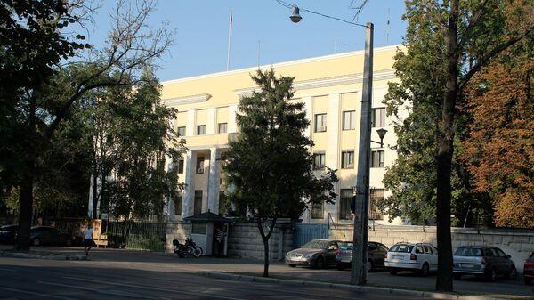 Здание Посольства Российской Федерации в Румынии