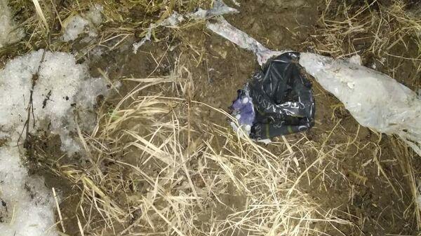 В городе Йошкар-Оле на улице обнаружено тело новорожденного
