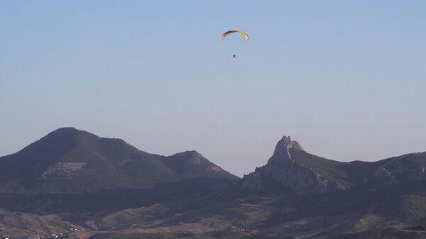 Гора Волошина в Коктебеле